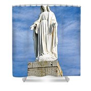 Arromanches 360 Shower Curtain
