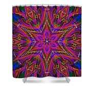 Blessing-home Blessing Or Business Blessing Shower Curtain