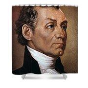 James Monroe (1758-1831) Shower Curtain by Granger