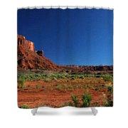 Landscape Paint Shower Curtain