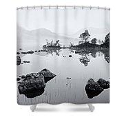 Lochan Na H-achlaise Shower Curtain