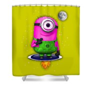 Minions Collection Shower Curtain