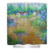 Provence Shower Curtain