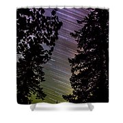 Salt Creek Falls Shower Curtain