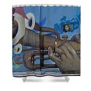 Wynwood Art Shower Curtain