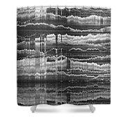 16x9.111-#rithmart Shower Curtain