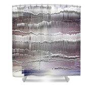16x9.149-#rithmart Shower Curtain