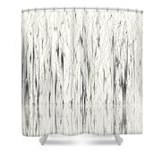 16x9.155-#rithmart Shower Curtain
