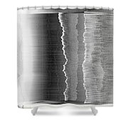 16x9.162-#rithmart Shower Curtain