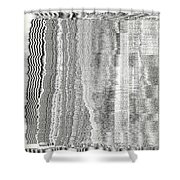 16x9.164-#rithmart Shower Curtain