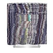 16x9.165-#rithmart Shower Curtain