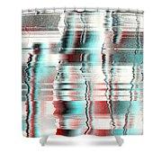 16x9.182-#rithmart Shower Curtain