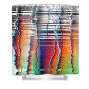 16x9.189-#rithmart Shower Curtain