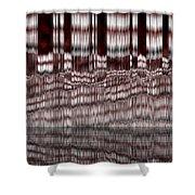 16x9.26-#rithmart Shower Curtain