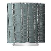 16x9.262-#rithmart Shower Curtain