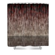 16x9.34-#rithmart Shower Curtain