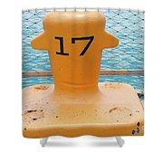 17 At Navy Pier Shower Curtain