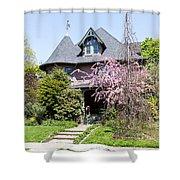 Prospect Park South Historic District Shower Curtain