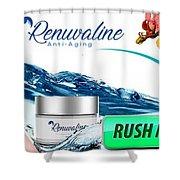 Renuvaline  Shower Curtain