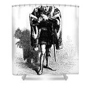 Shakespeare: Richard IIi Shower Curtain