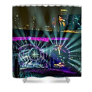 The Grateful Dead At Soldier Field Fare Thee Well Shower Curtain