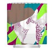 170105d Shower Curtain