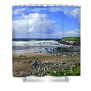 174-006-ireland Shower Curtain