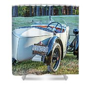 1743.005 1930 Mg Back Shower Curtain