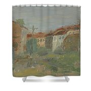 Rostov Shower Curtain
