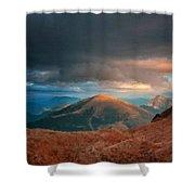 Landscape Scene Shower Curtain