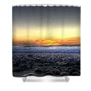 Nc Landscape Shower Curtain