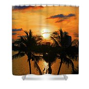 18- Sunrise Surprise Shower Curtain