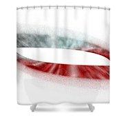 18x9.20-#rithmart Shower Curtain