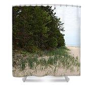 Lake Superior Shower Curtain