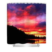 Pictures Nature Shower Curtain