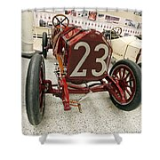 1907 Itala Gran Prix Race Car Shower Curtain