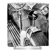 1907 Rr Silver Ghost - The 57 Millions Dollar Car Shower Curtain