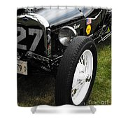 1920-1930 Ford Racer Shower Curtain
