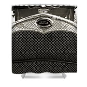 1920 Ford Model A Shower Curtain