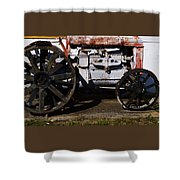 1923 Fordson Shower Curtain