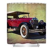 1926 Chrysler  Shower Curtain