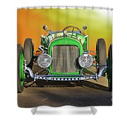 1926 Ford Model T 'dry Lakes' Roadster Viii Shower Curtain