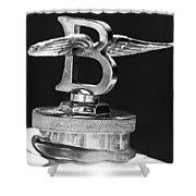 1927 Bentley 6.5 Liter Sports Tourer 3  Shower Curtain