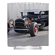1928 Chrysler Coupe 'studio' II Shower Curtain