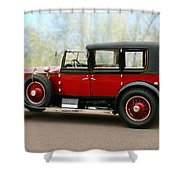 1928 Rolls-royce Phantom 1 Shower Curtain