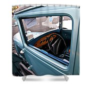 1929 Ford 2056 Shower Curtain