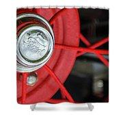1929 Ford Speedster  Shower Curtain