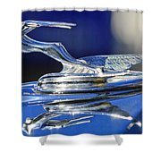 1931 Chrysler Imperial Cg Roadster Shower Curtain