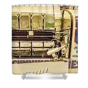 1931 Cummins Diesel Special Shower Curtain