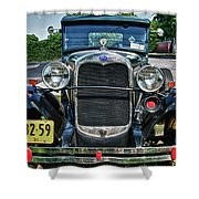 1931 Ford 7374 Shower Curtain